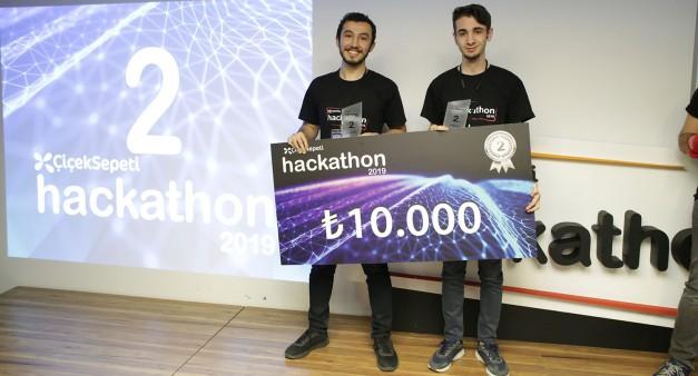 Çiçeksepeti Hackathon 2019